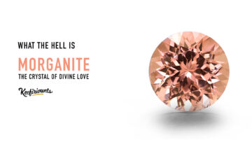 Morganite – The Crystal of Divine Love